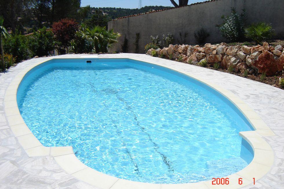 Restauration de piscine sur mesure aix en provence top for Liner sur mesure pour bassin