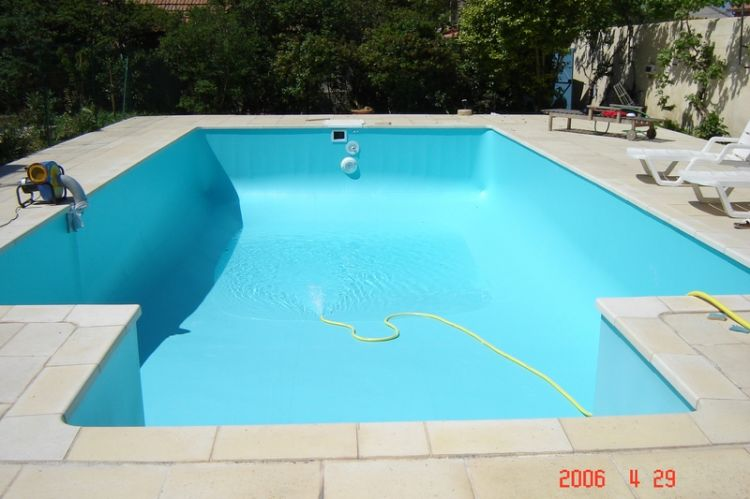 Piscine Desjoyaux 10m x 5m rectangle