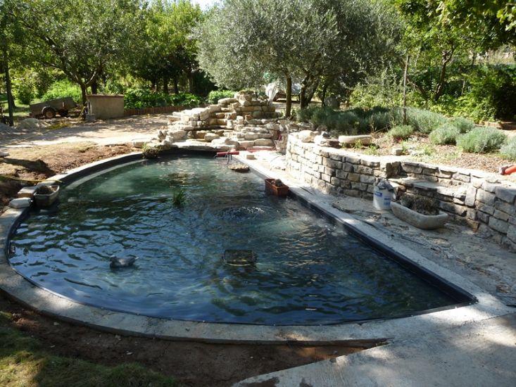 Piscines pvc arm et pose liner de piscine marseille top for Liner bassin sur mesure