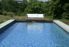 Pose et installation de liner construction piscine et for Construction piscine aix en provence